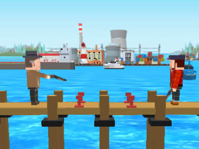 Online Game Epic Cube Duels: Pixel Universe