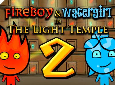 Fireboy & Watergirl 2