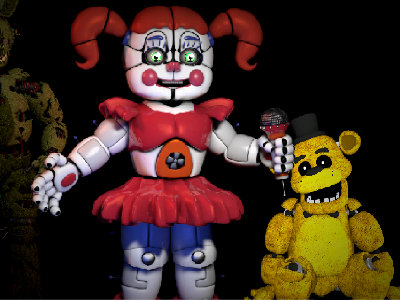 FNAF Sister Location: Custom Night | Online or Download
