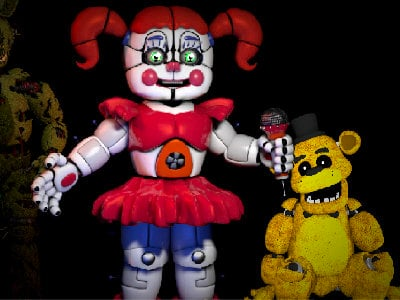 FNAF: Afton's Nightmare