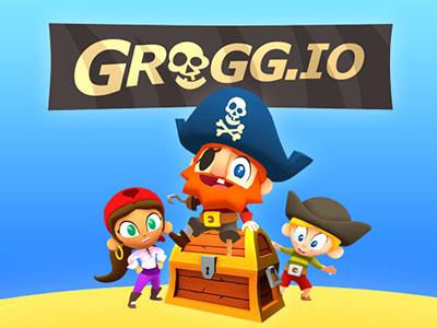Online hra Grogg.io