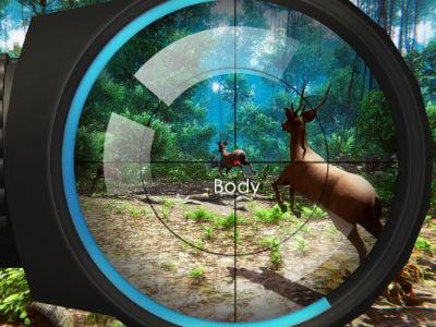 Online hra Hunter 3D