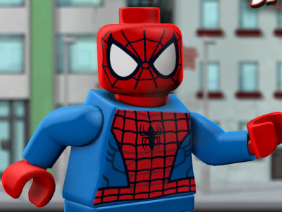 Online Game Lego Marvel Ultimate Spider-Man