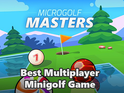 Online Game Microgolf Masters