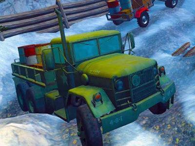 Juego en línea Offroad Cargo Drive Simulator