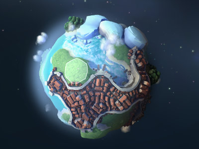 Online Game Planet
