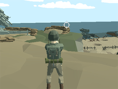 Онлайн-игра Polywar 2