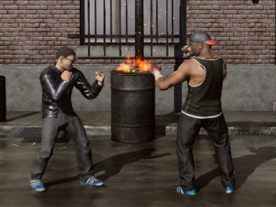 Online hra Raging Punch 3D