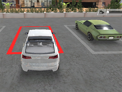 Online hra Real Car Parking 3D