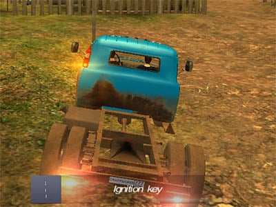 Russian Car Driver Zil game