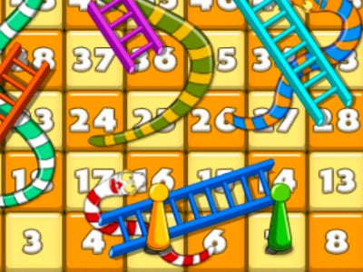 Online hra Snake and Ladders Multiplayer