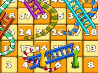 Online Game Snake and Ladders Multiplayer