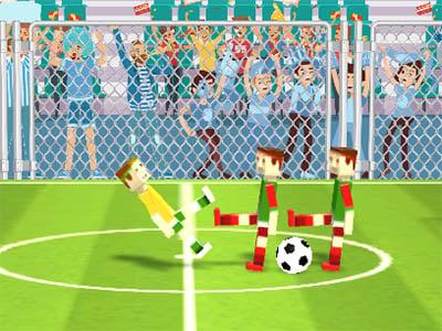 Online hra Soccer Physics 2