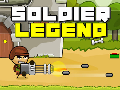 Online Game Soldier Legend