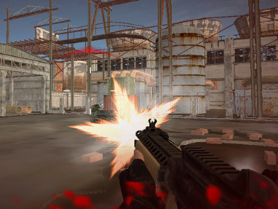 Online Game Soldiers 4 - Strike Back