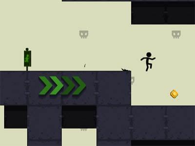 Online hra Stickman Boost 2