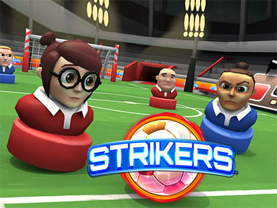 Online Game Strikers.io