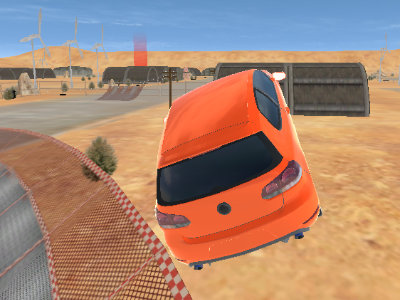 Stunt Cars Racing