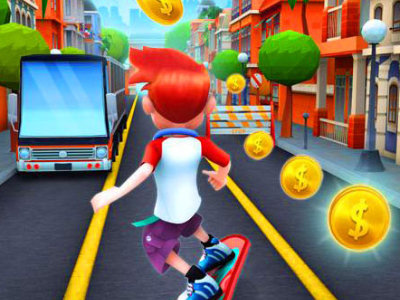 Online Game Subway Surf