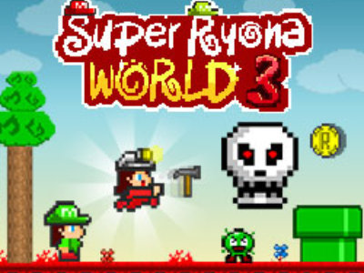 Online hra Super Ryona World 3