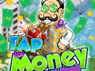 Онлайн-игра Tap For Money Restaurant