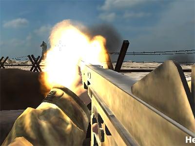 Online hra WWII:Seige