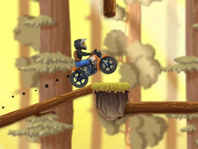 Online Game X-Trial Racing Mountain Adventure