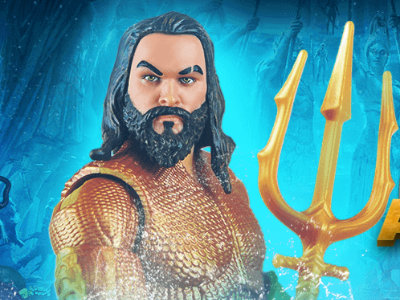 Aquaman – Race To Atlantis