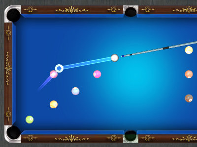 Online Game Billiard Tour