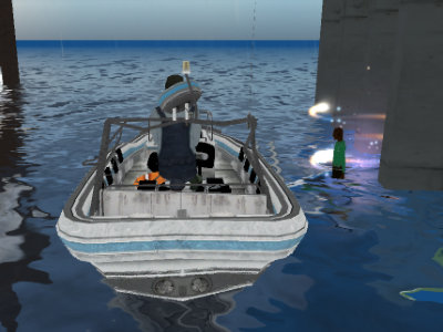 Online Game Boat Rescue