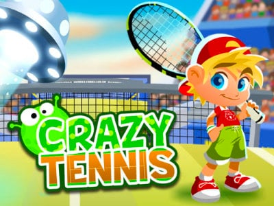 Online Game Crazy Tenis