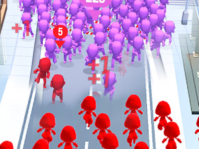 Онлайн-игра Crowd City 2
