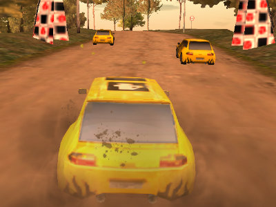 Online hra Dirt Rally Driver HD