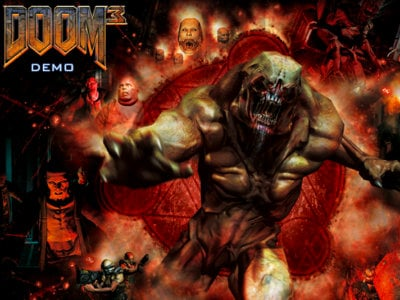 Online Game Doom 3 Demo