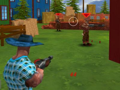 Online hra Farm Clash 3D