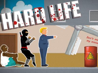 Online Game Hard Life