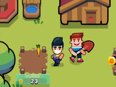 Online Game Idle Farm