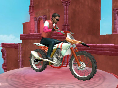 Online Game King of Bikes