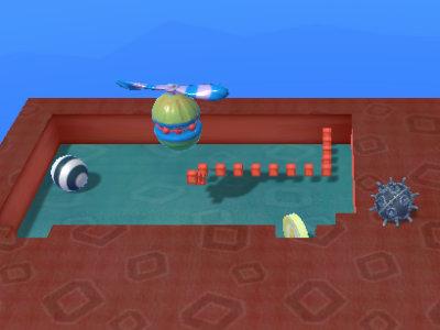 Online Game Nova Xonix 3D