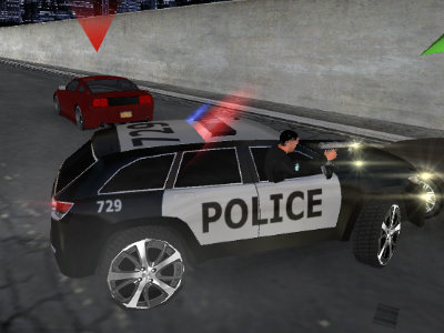 Online Game Police Chase Simulator