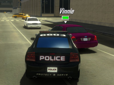 Online hra Police Pursuit 2