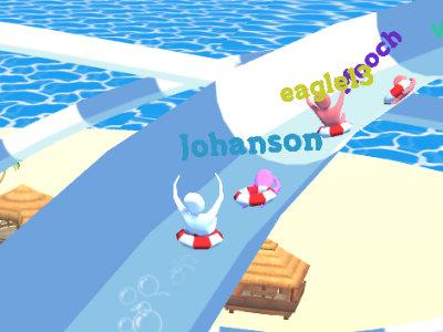 Online hra SlidePark.io