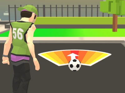 Online Game Soccer Shoot 3D