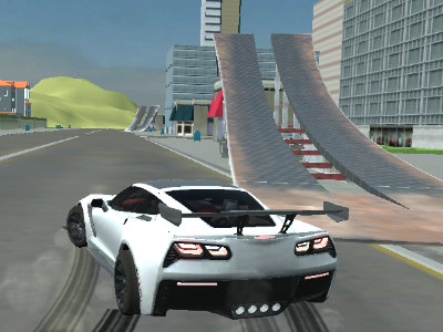 Online Game Sports Car Driver