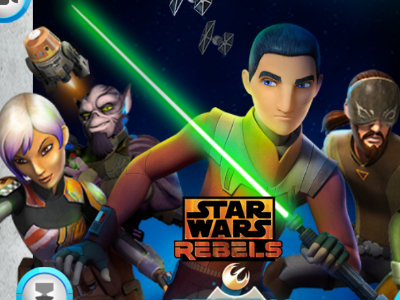 Online Game Star Wars Rebels Special Ops