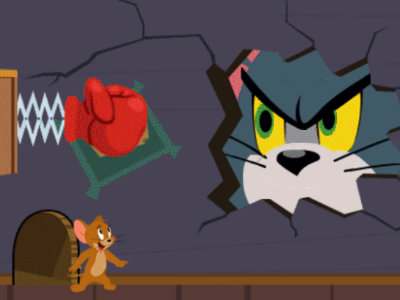 Online hra Tom and Jerry: Puzzle Escape
