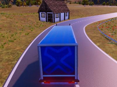 Truck Driver Simulator – Click