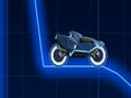 Online hra Neon Rider