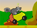 Rodent Road Rage