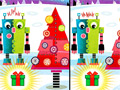 Online Game A Robots Christmas